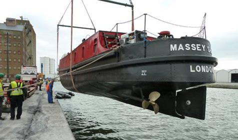 fireboat massey shaw