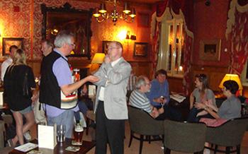 monthly pub meet