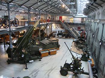 royal artillery museum, firepower, woolwich