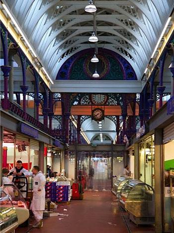 smithfield market image by Step Haiselden