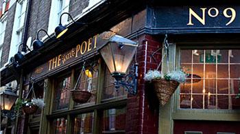 water poet pub